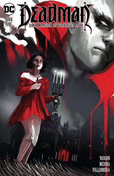 Deadman – Dark Mansion of Forbidden Love #1 – 3 (2016-2017)