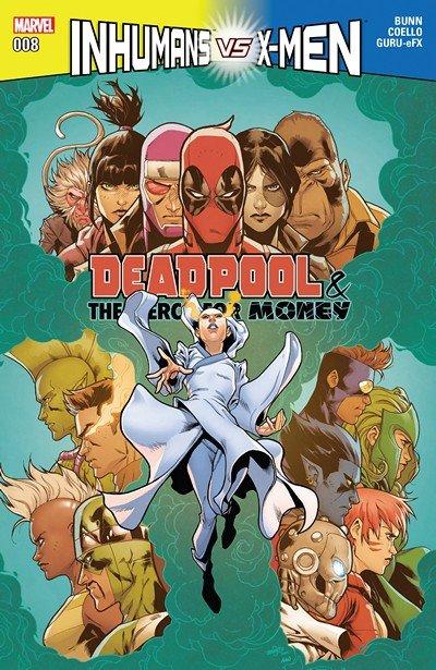 Deadpool & The Mercs For Money #8 (2017)