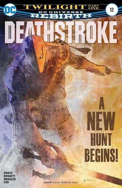 Deathstroke #12 (2017)