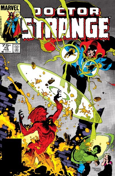 Doctor Strange – Don't Pay The Ferryman (1986)