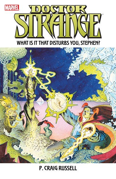 Doctor Strange – What Is It That Disturbs You, Stephen (2016)