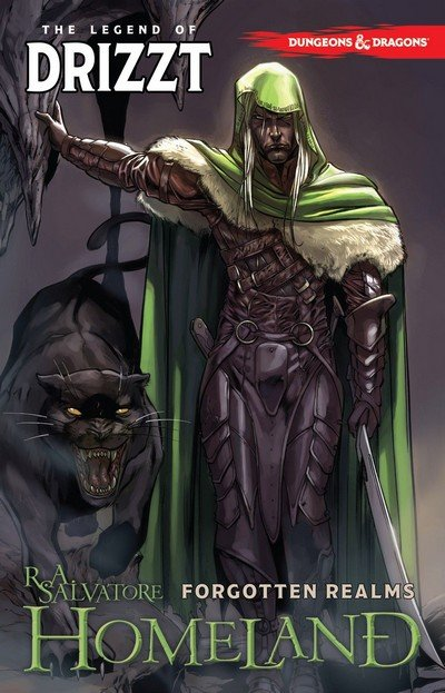 Dungeons & Dragons - The Legend of Drizzt Vol  1 - 6 (2015