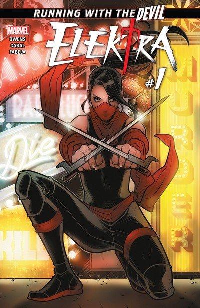 Elektra #1 (2017)
