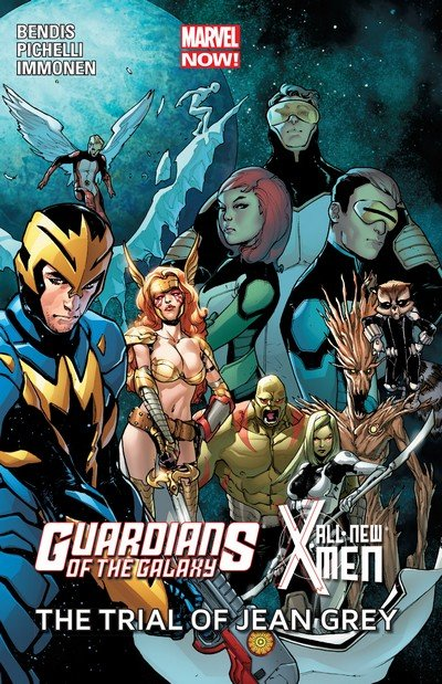 Guardians Of The Galaxy – All-New X-Men – The Trial Of Jean Grey (2014)
