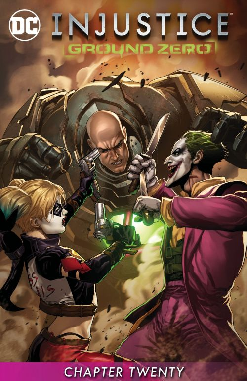 Injustice – Ground Zero #20 (2017)