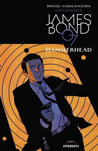 James Bond – Hammerhead #5 (2017)
