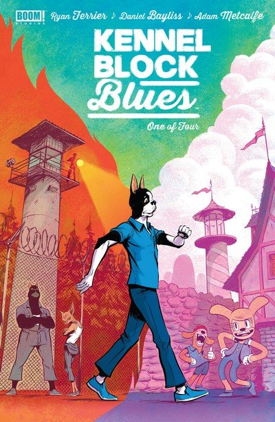 Kennel Block Blues #1 – 4 (2016)