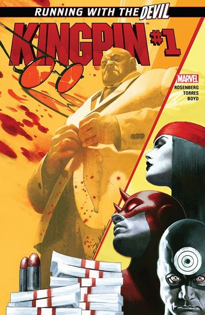 Kingpin #1 (2017)