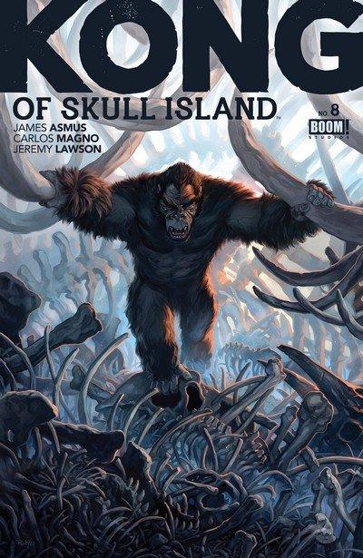 Kong Of Skull Island #8 (2017)