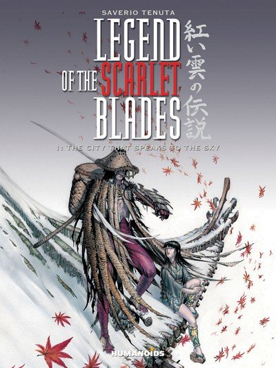 Legend of the Scarlet Blades Vol. 1 – 4 (2011)