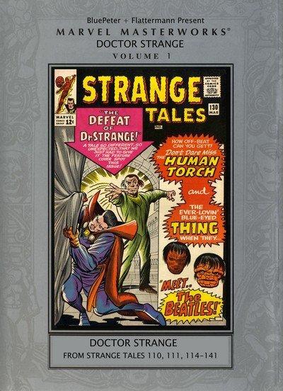 Marvel Masterworks – Doctor Strange Vol. 1 – 3 (BluePeter Flattermann)