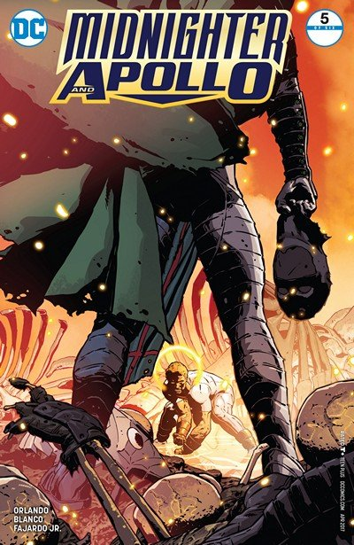Midnighter and Apollo #5 (2017)