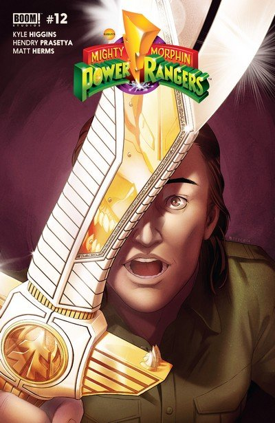 Mighty Morphin Power Rangers #12 (2017)