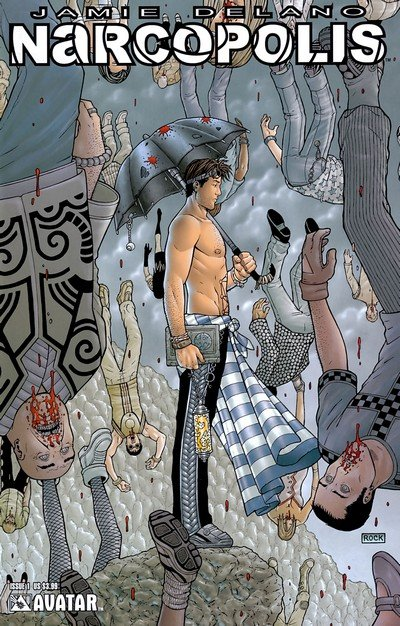 Narcopolis #1 – 4 (2008)