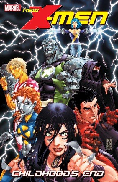 New X-Men – Childhood's End Vol. 1 – 5 (2015-2016)