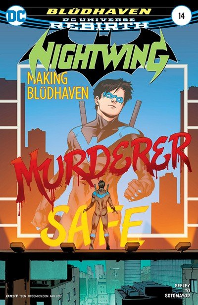 Nightwing #14 (2017)
