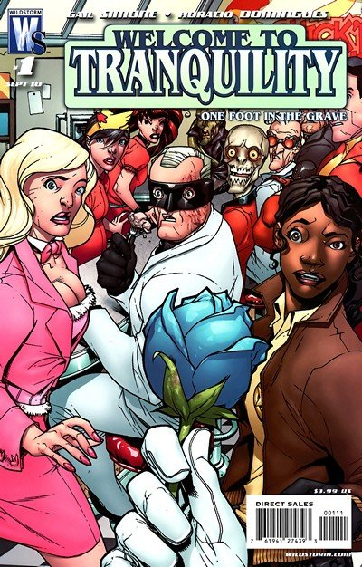 One Foot in the Grave #1 – 6 (2010-2011)