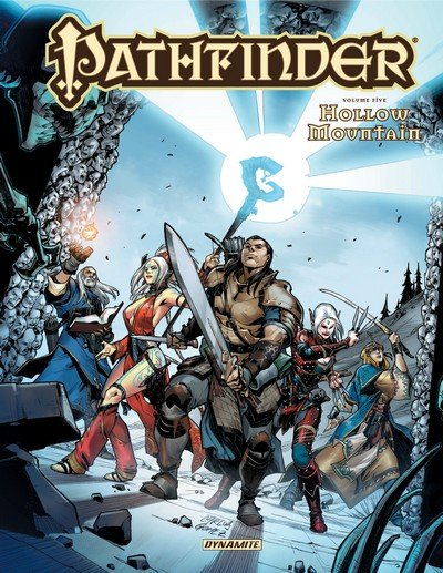 Pathfinder Vol. 5 – Hollow Mountain (2016)