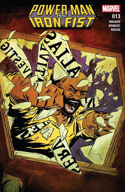 Power Man and Iron Fist #13 (2017)