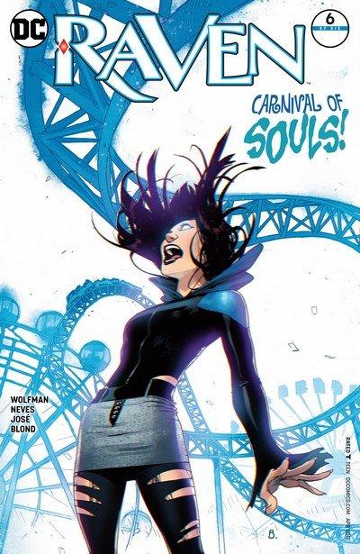 Raven #6 (2017)
