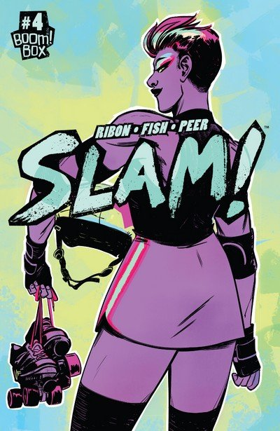 SLAM! #4 (2017)