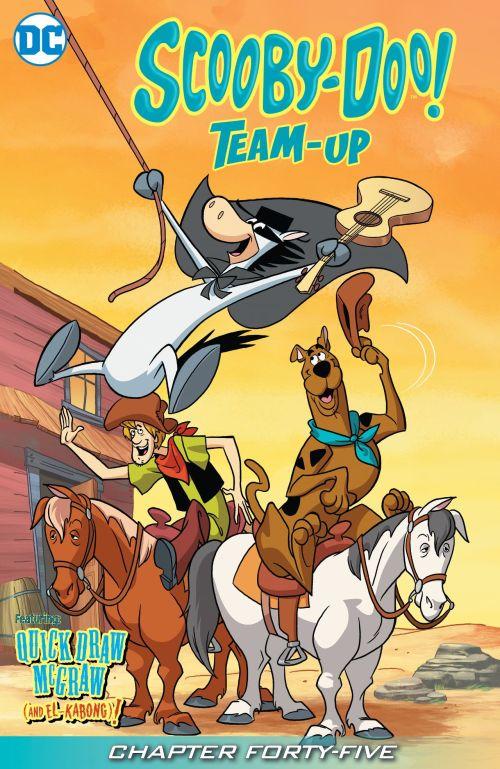 Scooby-Doo Team-Up #45 (2017)