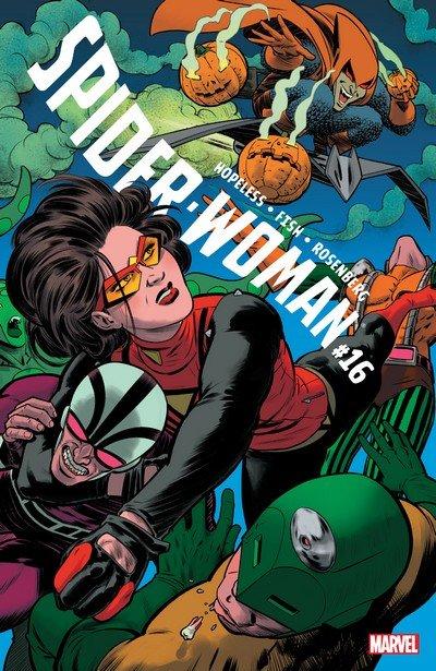 Spider-Woman #16 (2017)