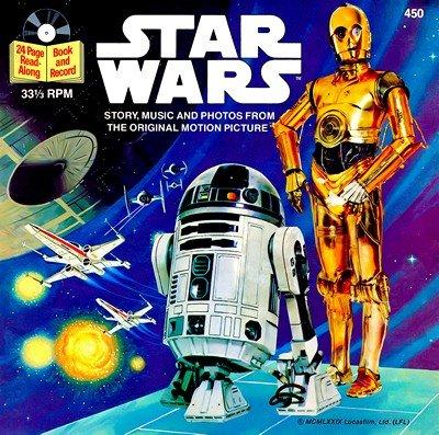 Star Wars – Book & Record Set (1979)