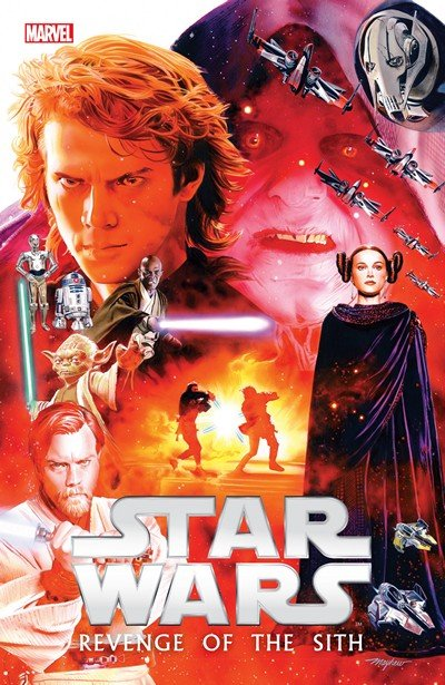 Star Wars – Episode III – Revenge of the Sith (2005) (2016 Edition)