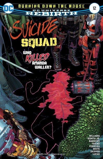 Suicide Squad #12 (2017)