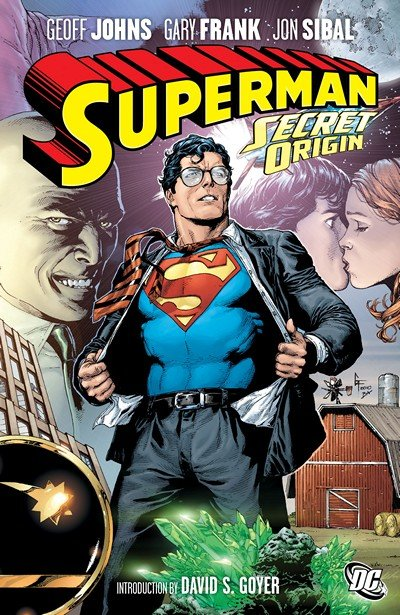 Superman – Secret Origin (2011)