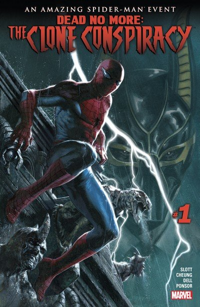 The Clone Conspiracy #1 – 5 (2016-2017)