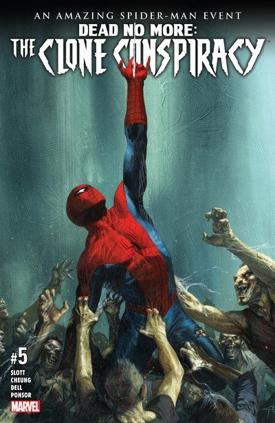 The Clone Conspiracy #5 (2017)
