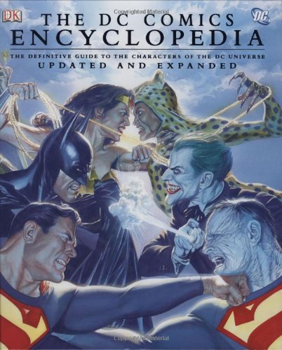 The DC Comics Encyclopedia, Updated and Expanded Edition (2008)