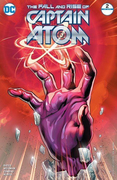 The Fall and Rise of Captain Atom #2 (2017)