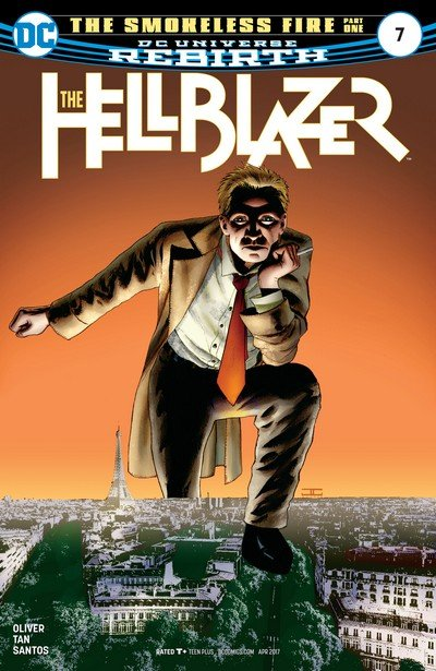 The Hellblazer #7 (2017)