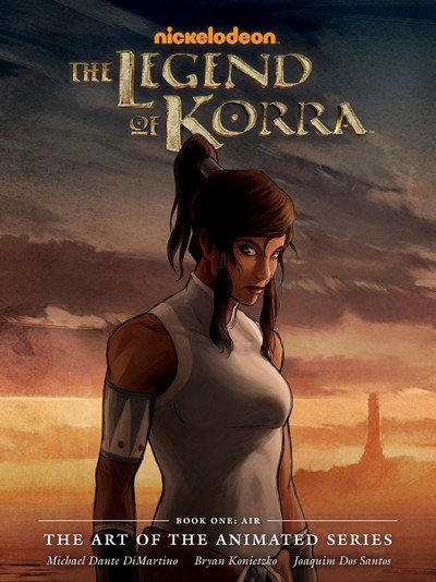 The Legend of Korra – The Art of the Animated Series – Book 1 – 4 (2013-2015)