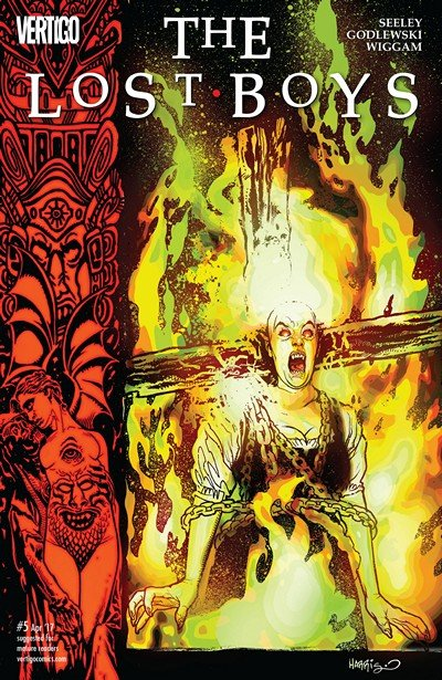 The Lost Boys #5 (2017)
