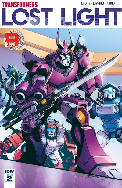The Transformers – Lost Light #2 (2017)