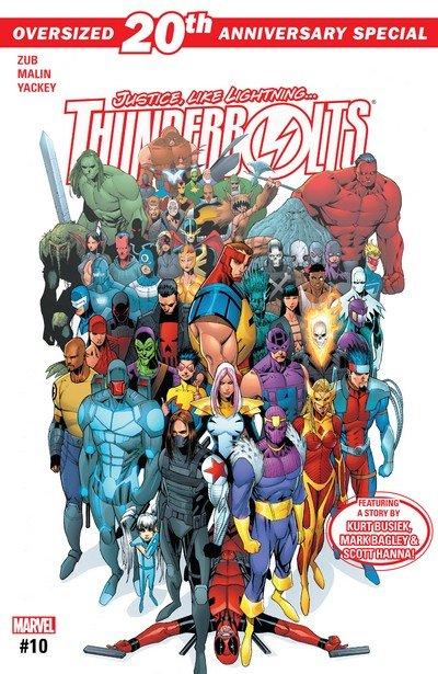 Thunderbolts #10 (2017)