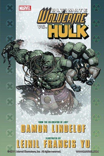 Ultimate Wolverine vs. Hulk (TPB) (2010)