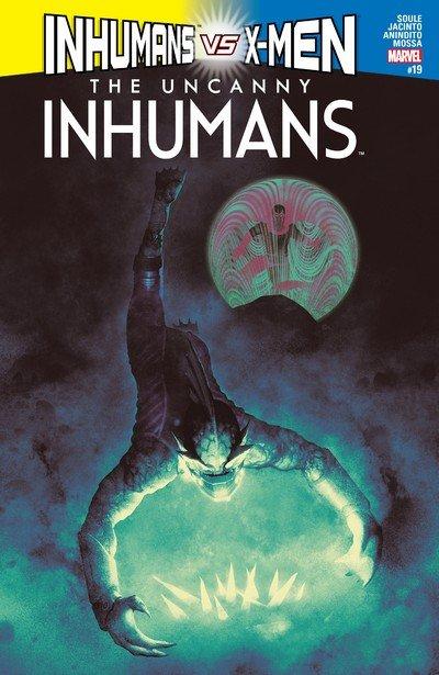 Uncanny Inhumans #19 (2017)