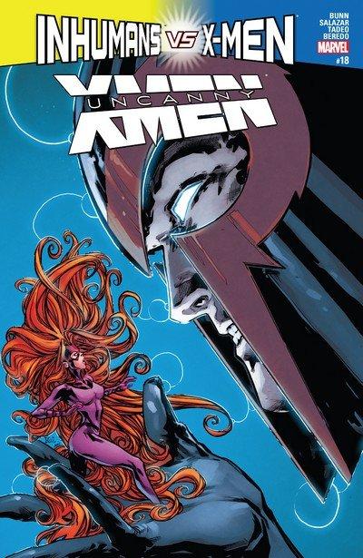 Uncanny X-Men #18 (2017)