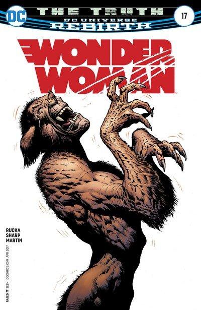 Wonder Woman #17 (2017)