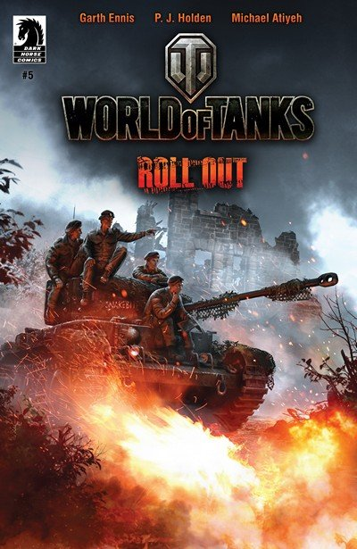 World of Tanks #5 (2017)