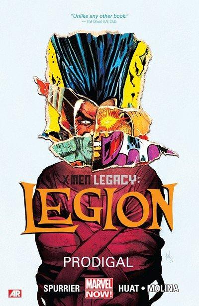 X-Men Legacy (TPB Collection) (2013-2015)