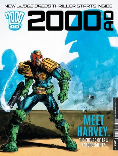 2000AD #2024 (2017)