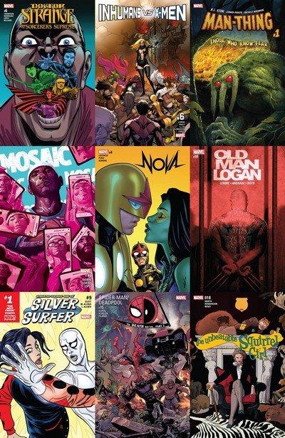 2017.03.08 Marvel Week+