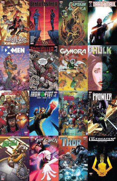 2017.03.22 Marvel Week+