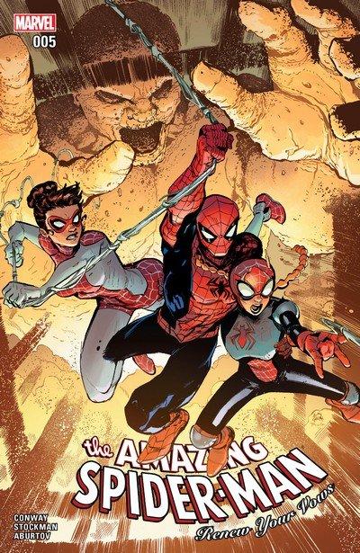 Amazing Spider-Man – Renew Your Vows #5 (2017)
